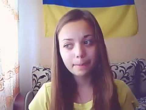 Стих про Украину,очень красиво)