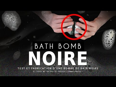 CRASH TEST qui tourne mal... (DIY Bombe de bain)