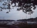 TOME VIDEOS CHARLEVOIX HARBOR IN RAIN