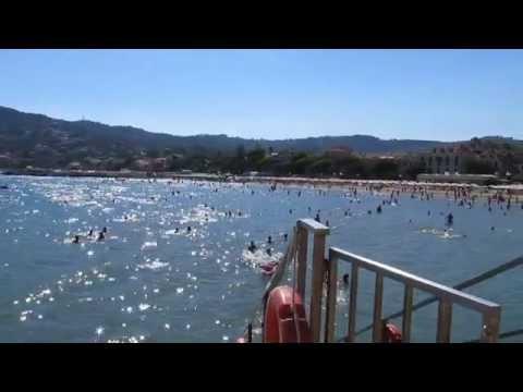 Лето. Солнце. Море. Пляж. Лигурия. Diano Marina