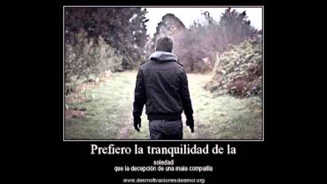 Zorro fresa reflexión La soledad - YouTube