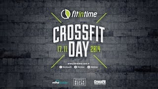 Fitintime  X Crossfit Day