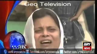 Ary News Headlines 12 November 2015  - 0400