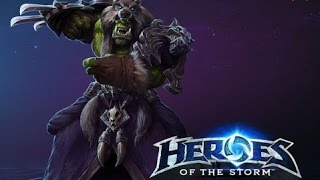 Heroes of the Storm : Road to Rank 1 #1 (Reghar)