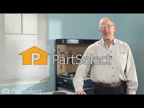 Stove/Range Repair- Replacing the Surface Burner Infinite Control Switch (Whirlpool Part# 703650)