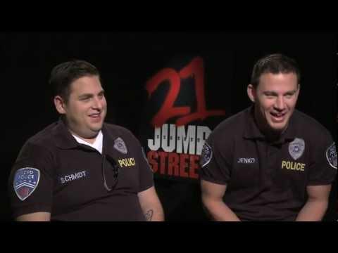 21 JUMP STREET interviews: Channing Tatum, Jonah Hill, Ice Cube - The Vow