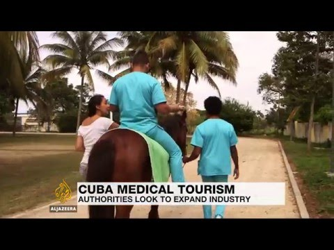 Cuba eyes US market for expected medical tourism boom