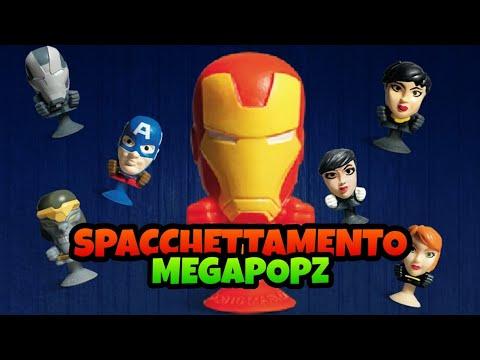 ALLA RICERCA DI IRON MAN!!! - Spacchettamento megapopz (Speciale 22 iscritti)