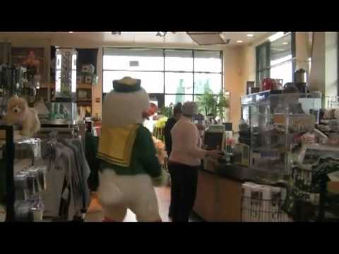 Ellen s Dance Dare Oregon Duck