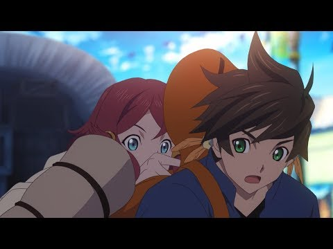 Tales of Zestiria CRACK 7 [Parody]