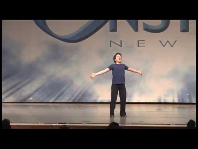 Shane Treloar from Prunzik's Broadway Dance Studio - I Can Do That