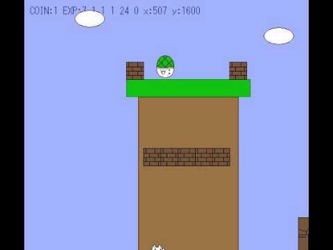 超級瑪利貓第3關 神奇方法過關 BY:羊
