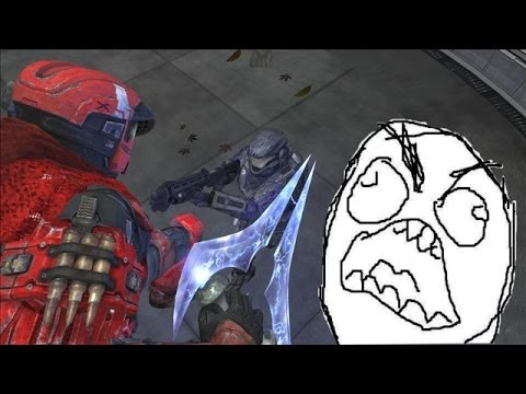 Halo: Reach - ANGRY BRITISH KID