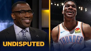 Skip and Shannon react to Russell Westbrook's historic triple-double vs Lakers | NBA | UNDISPUTED