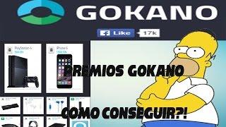 GOKANO - COMO GANHAR VP MAIS RÁPIDO?!! PS4 E IPHONE GRÁTIS GOKANO..