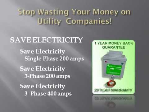 SAVE ELECTRICITY 200  - SAVE UP TO 25% ON MONTHLY ELECTRIC BILLS