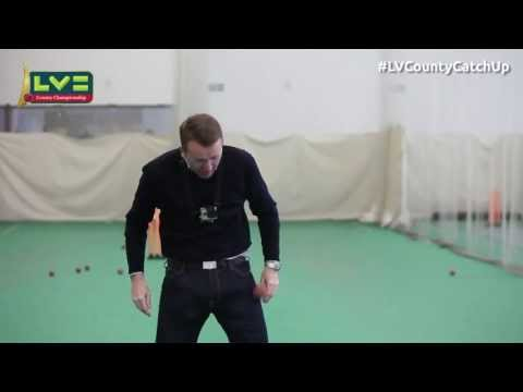 LV= County Catch Up Challenges - Dominic Cork - Safe Hands