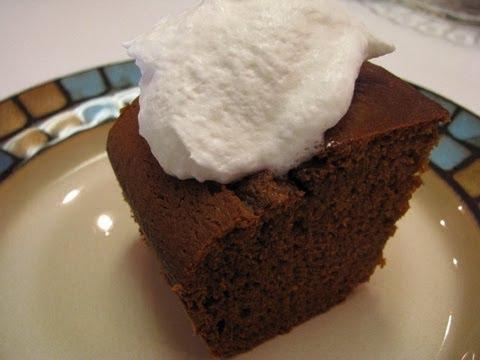 Betty's Deep, Rich Gingerbread