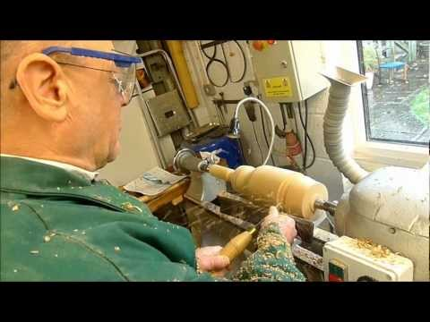 Making of DowJones in wood.wmv