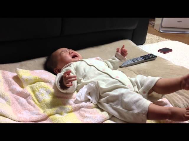 ももクロGOUNNで泣き止む赤ちゃん