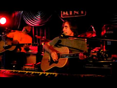Ben Harper and Jackson Browne