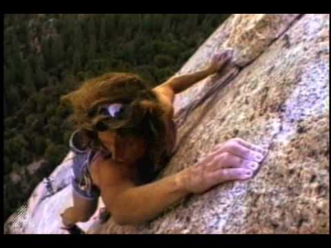 Thumbnail of video Excerpt from Lynn Hill Free Climbing the Nose of El Capitan