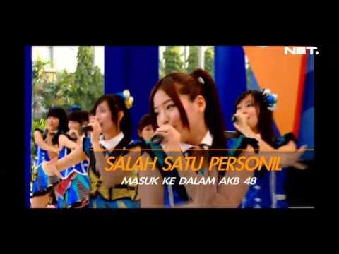 Entertainment News - Salah satu personil JKT48 masuk ke AKB48