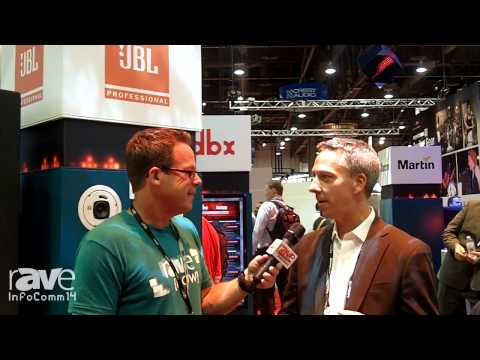 InfoComm 2014: Gary Kayye Talks With Harman's Erik Tarkiainen About Acquiring AMX