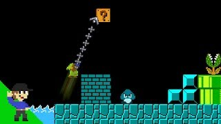 Link would be OP in Super Mario Bros.
