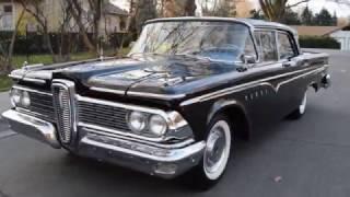 1959 Edsel Ranger Sedan - Ross's Valley Auto Sales - Boise, Idaho