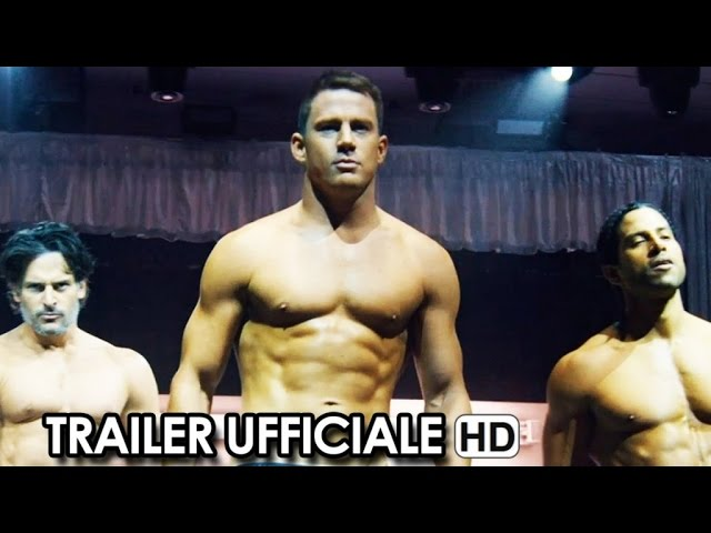 Magic Mike XXL Trailer Ufficiale Italiano (2015) - Channing Tatum, Matt Bomer Movie HD
