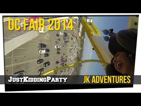 OC Fair 2014 - JK Adventures