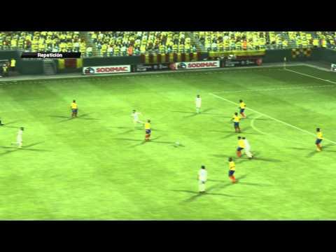 PES 2013 - Ser una Leyenda - Chile vs Ecuador (Copa América Chile 2015)