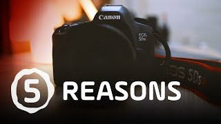 5 Reasons why the Canon 5DSr is for you in 2020
