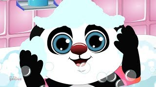 Bath Song For Kids | Nursery Rhymes & Baby Song For Children By Oh My Genius