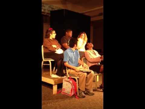 Acting Out a Play Ncc Mornoe One Act Play