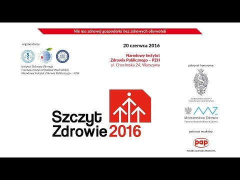 Szczyt Zdrowie 2016
