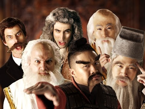 Download Eastern Philosophers vs Western Philosophers.  Epic Rap Battles of History Season 4.