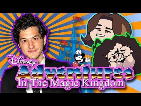 Playing Magic Kingdom w/ Ben Schwartz!