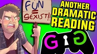 Another Dramatic Reading of Anti-GamerGate Tweets | #GamerGate