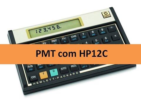 Matemática Financeira - PARCELAMENTO (PMT)