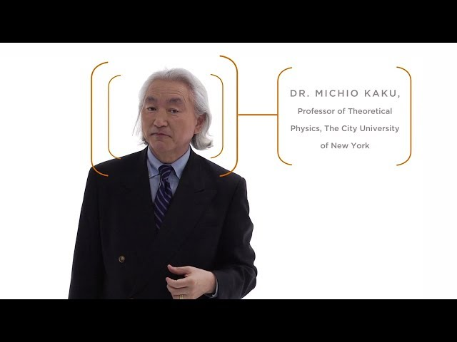 Michio Kaku: The Universe in a Nutshell