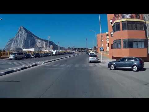 La Línea de la Concepción - Gibraltar 2016
