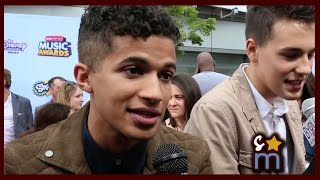 Jordan Fisher Teases TEEN BEACH 2 Music & New Album - 2015 RDMAs