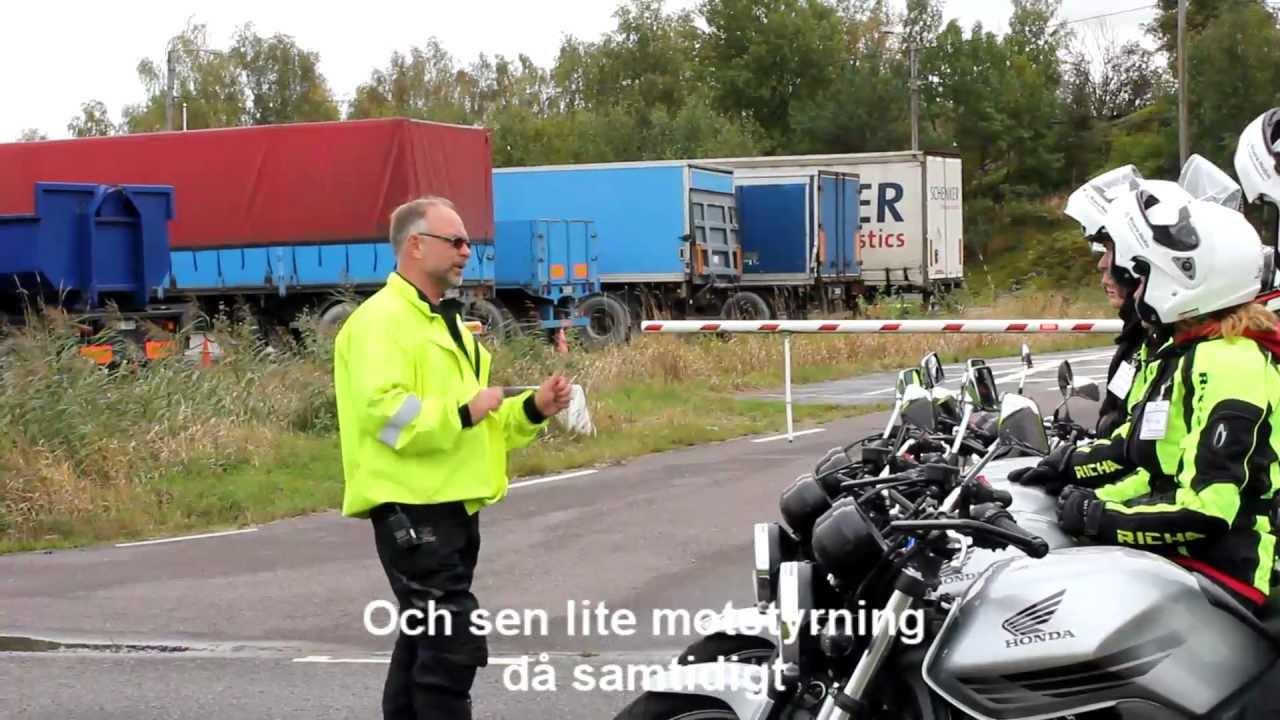 motorcykelkörkort
