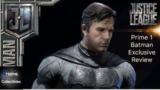 Prime 1 Justice League Batman Exclusive Review
