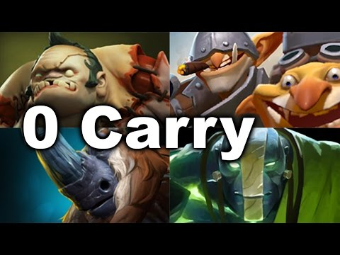 New Liquid 0 Carry - Combo Pick - 3x9k 7.01 Dota 2