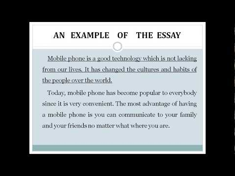 Essay Paper Introduction Examples
