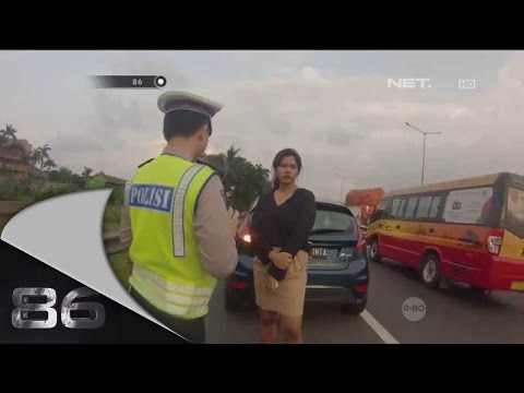 86 - Patroli rutin razia plat nomor cantik - Iptu Restu Indra thumbnail