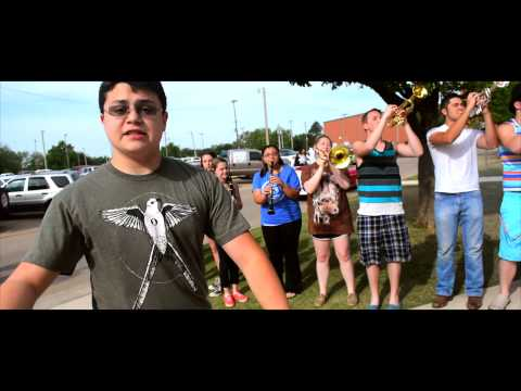 Enid High School Lip Dub 2014